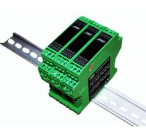 Quality analog to frequency signal isolation transmitter (V/F converte) 0-10V/4-20mA to 0-10KHZ/0-100KHZ for sale
