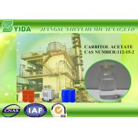 Buy cheap DCAC Dissolve Grease solvent diethylene Glycol Monoethyl Ether Acetate Cas No 112-15-2 from Wholesalers