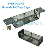 China Hot selling wire mesh humane live rat mouse trap  cage---TLD2015 on sale