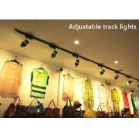 Buy cheap 2400lm Daylight dimmable Spot LED Track Lights , Adjustable Angle from Wholesalers