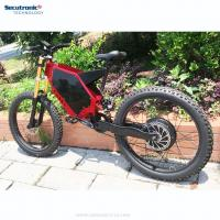 Quality 120km / H Stealth Fighter Electric Bike / Stealth Bomber Bicycle With Conversion Kit for sale