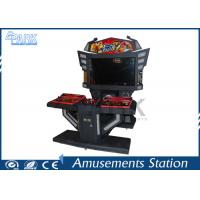 China 3D Monitor Coin Operated Arcade Machines For Entertament L1800 * W2000 * H2000 MM on sale