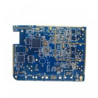 Quality 4 layer Heavy Copper PCB with High TG and ENIG finished for sale