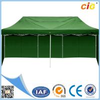 UV Resistant Folding Exterior Garden Gazebo Tent , Marquee Party Tent Canopy