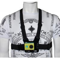 Quality Adjustable Chest Strap For GoPro Hero 4 3 3+ 4 Session SJCAM SJ4000 SJ5000 Xiaoyi 4K h9 Go Pro Accessories for sale