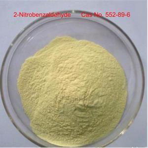 Quality Cas No 552-89-6 Benzaldehyde O-Nitro-Benzaldehyd O - Nitrobenzaldehyde for sale