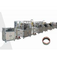 Quality Auto Alternator Electric Automatic Production Line DC Motor for sale