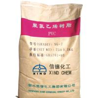 China Factory PVC Resin SG-7 of xind-chem