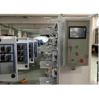 Quality Computer Controlled Automatic Thread Winding Machine , Industrial Yarn Winder for sale