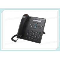 Quality Cisco Network Unified Voip IP Phone 6900 Series CP-6921-CL-K9 Cisco UC Phone 6921 for sale