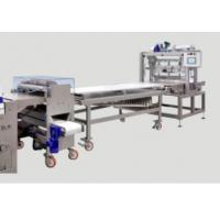 Quality Candy Bar Chocolate Processing Line 96kw Power 600kg/H Capacity 0.4 - 0.6mpa for sale