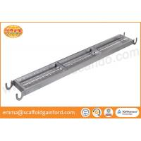 BS1139 steel catwalk pre galvanized 420*1829mm for Thailand frame