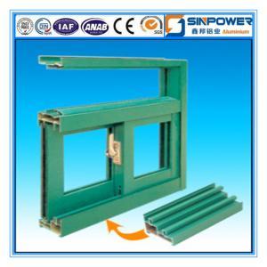 Quality S80 Sliding Aluminum Window Door Profile for sale