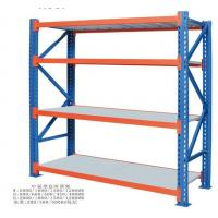 Quality Custom Fitted Warehouse Storage Racks , Medium Duty Steel Pallet Rack Shelving for sale