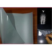 Quality Factory Price Grey/Transparent Reflective Film/Reflective Heat Transfer PET Film/Reflective Transfer Film For T-shirts for sale
