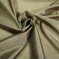 Quality Champagne 43D  Polyester Jacquard Fabric 220cm Mattress Pad Fabric for sale