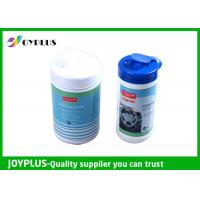 Quality All Purpose Cleaning Wet Wipes , Disposable Wet Wipes Customized Color for sale