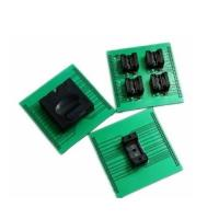 China Brand new Specialized BGA127 memory ic socket for up818 up828 on sale
