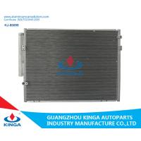 Quality Aluminum Toyota Auto Air Conditioner Condenser for FORTUNER 2005-2015 for sale