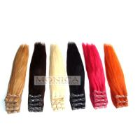 China Pu Skin Weft Hair Extensions on sale