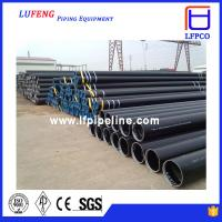 Quality API 5L Seamless Carbon Steel Pipe For Oil And Gas Project for sale