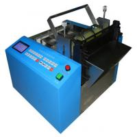 Quality 2019 hot sales LM-200S automatic plastic zipper cutting machine for sale