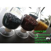 Quality Non Toxic Negative Ion Release Masterbatch For Purifying Air Eliminating Pollution for sale