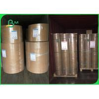 China Ecofriendly Self Adhesive Thermal Sticker Paper Roll For Barcode Labels on sale