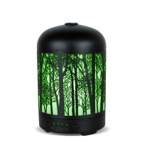 Quality Home Metal 100ML Electric Aromatherapy Diffuser for sale