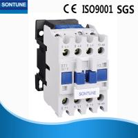 Quality ST1-3210 Industrial 4 Pole Lighting Contactor , Din Rail AC Power Contactor for sale