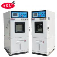 China Touch Scream Constant Climate Chamber High Low Temperature Humidity Box For Shoe Industry on sale