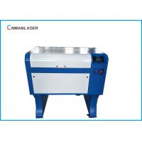 Quality 50W Co2 Laser Engraving Cutting Machine Water Cooling With 1000dpi Resolution for sale
