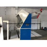 Buy PLC Control Cloth Rolling Machine 2400mm Width AC 380V With 1.1KW Power at wholesale prices