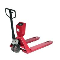 Buy cheap Explosion Proof Pallet Jack With Weight Scale / Hand Pallet Truck With Weighing from wholesalers