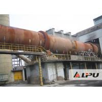 Quality Capacity 500 T / D Cement Clinker Rotary Kiln for Magnesium Production Line for sale