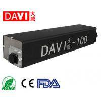 China Water Cooling Mode 100W CO2 Laser Tube Non Condensing Humidity 2.5mm Beam Diameter on sale