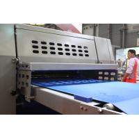Quality Flatbread Line Dough Sheeter Machine Easy Clean With 800mm Width Working Table for sale