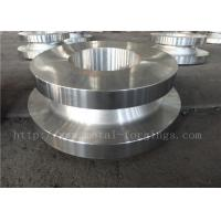China SA182-F51 S31803 Duplex Stainless Steel Ball Valve Forging Ball Cover Forgings Blanks on sale