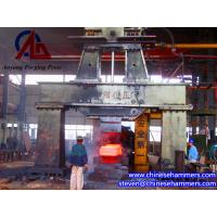 Quality 10Ton Hydraulic Open Die Forging Hammer for sale