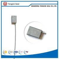 China Tengxin TX-CS 401 iso shipping container steel truck cable seal on sale