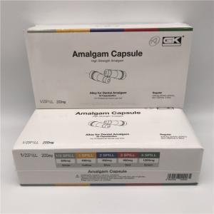 Quality High Strength Dental Light Cure Unit Amalgam Capsule 1/2SPILL 200mg for sale