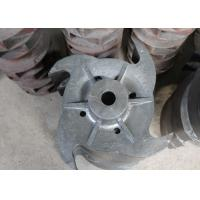 Quality Coated / Zinc Plated Centrifugal Pump Impeller With Duplex Stainless Steel for sale