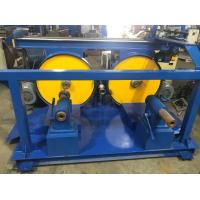 Buy cheap Industrial Wire Take Up Machine With Automatic Bobbin Change Power Source from wholesalers