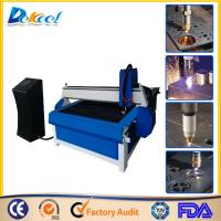 Quality CNC Metal Plasma Cutting Machine 10mm 20mm Plasma Cutter Equipment for sale