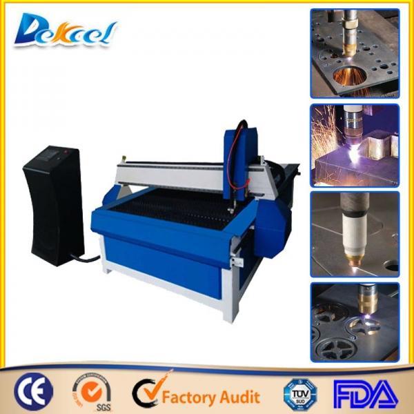 Buy CNC Metal Plasma Cutting Machine 10mm 20mm Plasma Cutter Equipment at wholesale prices