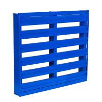 Buy cheap Powder Coating Q235 Stackable Metal Pallets For Workshop And Logistic from wholesalers