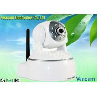 Quality 300k vertically100° PTZ IP Cameras with SD card storage for sale
