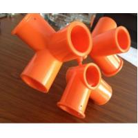 Quality Precise Polycarbonate Plastic Injection Molding Components TS14001 Approval for sale