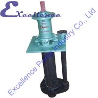 Quality Good Performance Centrifugal Vertical Sump Pump For Gold Mine for sale