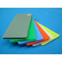 Quality Free Sample Corrugated Plastic Sheet, PP Hollow Sheet PP Sheet for sale